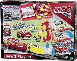 Aquabeads - Le Coffret Cars 3 Flash Mcqueen - 30188 - Coffret - Loisirs Créatifs