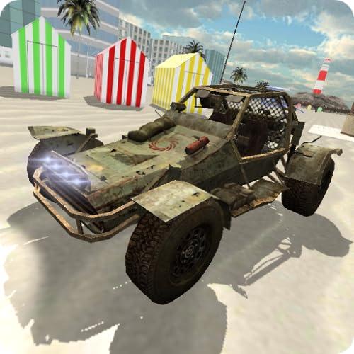 Buggy Driving Simulator