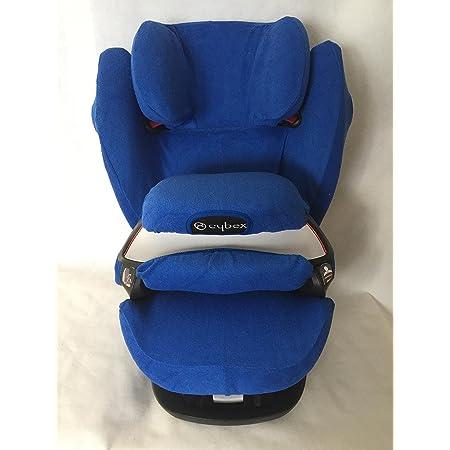 Sommerbezug Schonbezug Für Cybex Pallas M Und S M Und S Fix Frottee 100 Baumwolle Blau Baby