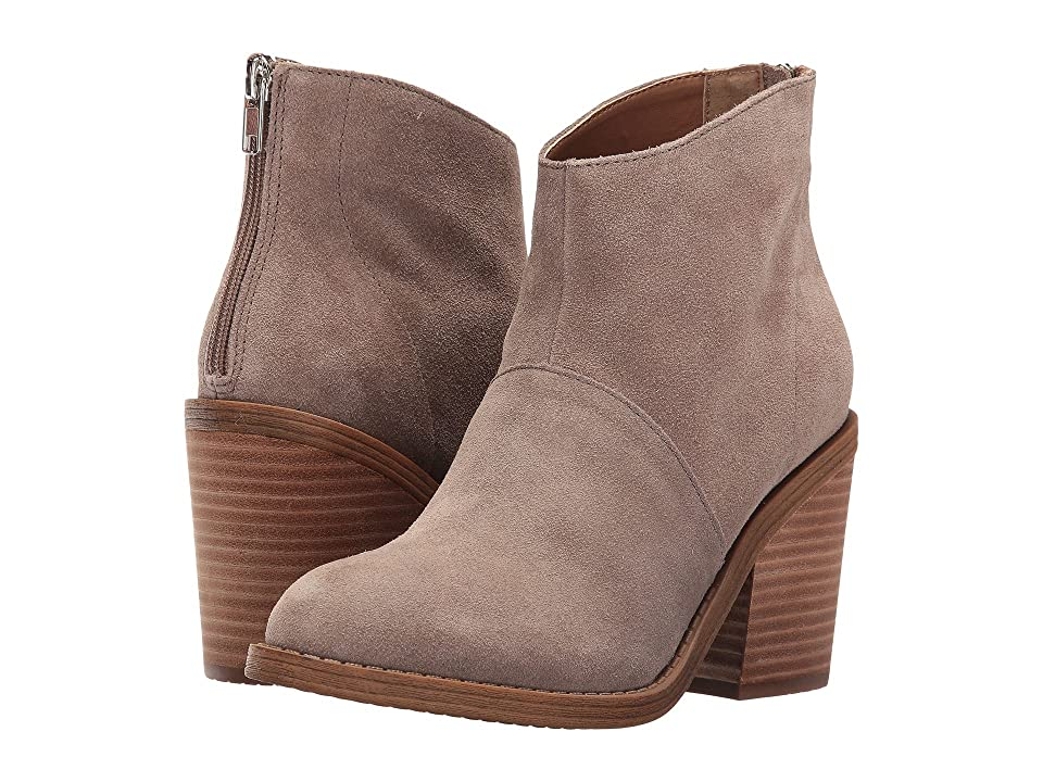 Steve Madden Shrines (Taupe Suede) Women