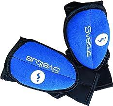 Sveltus 0972 handschoenen om te rijden, unisex, volwassenen, blauw
