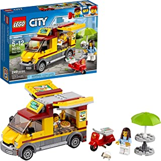 Best lego pizza truck Reviews