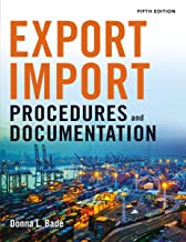 export import procedures and documentation book