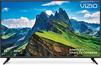 VIZIO 50in Class 4K Ultra HD (2160P) HDR Smart LED TV (D50x-G9 / V505-G9) (Renewed)