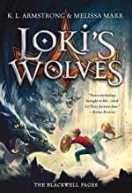 Loki's Wolves (The Blackwell Pages Book 1)
