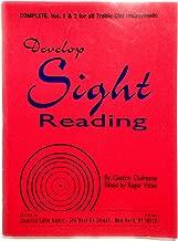 Develop Sight Reading