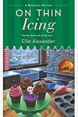 On Thin Icing: A Bakeshop Mystery Kindle Edition