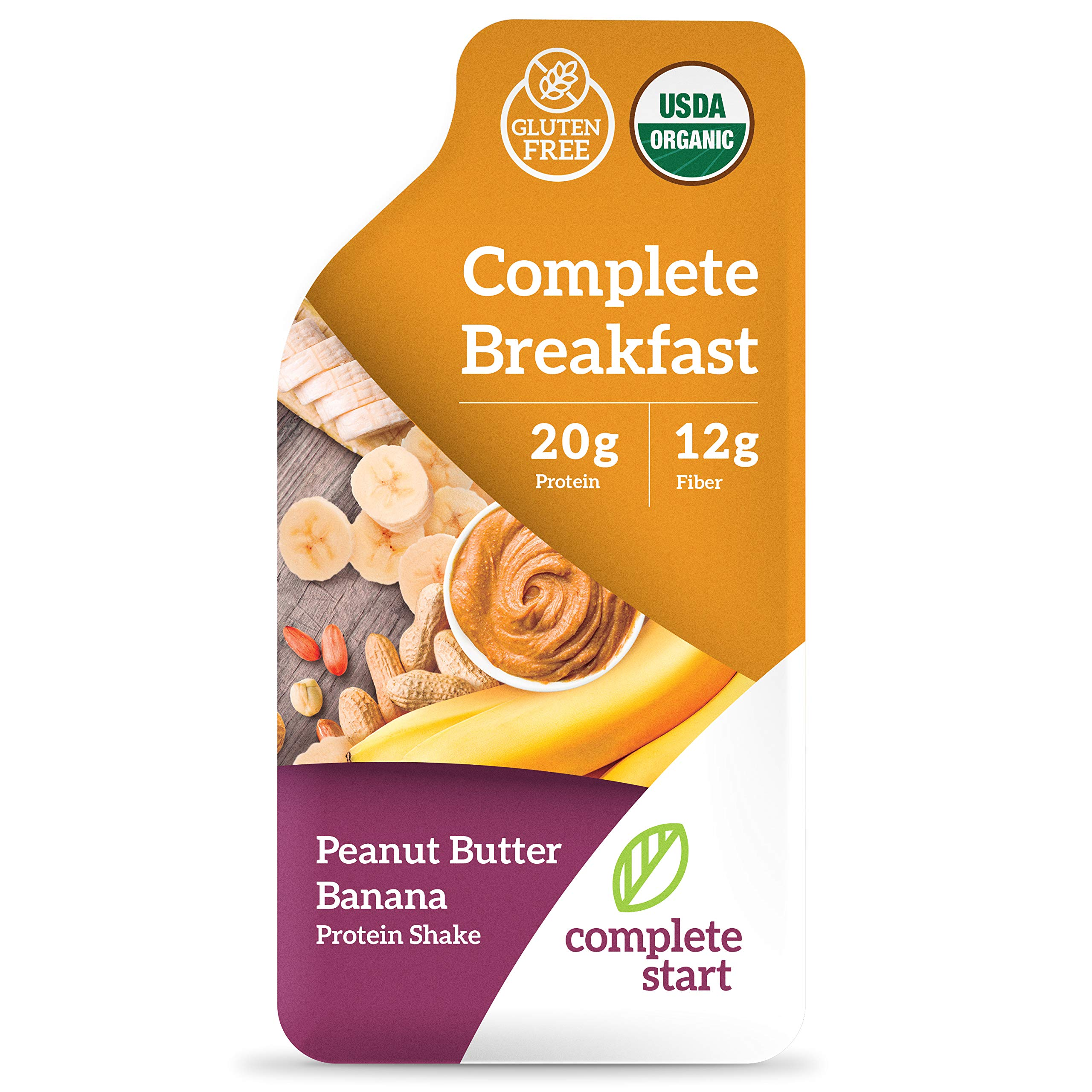 Complete Start Replacement Organic Breakfast