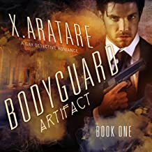 The Artifact: The Bodyguard, Book 1 (M/M Supernatural Mystery)