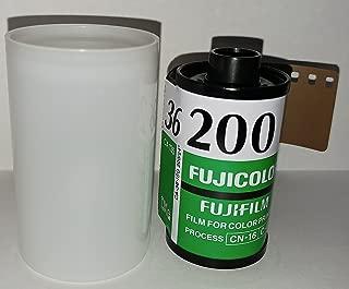 10 Rolls Fujifilm Fujicolor C200 35mm Color Print Film 36 Exp Fuji