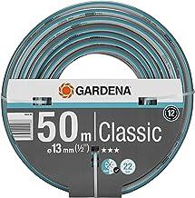 "GARDENA Classic slang 13 mm (1/2"") 50 m: Universele kruisgeweven tuinslang, 22 bar barstdruk, druk- en uv-bestendig (1801..."