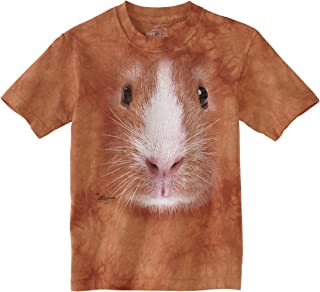 The Mountain Little Boys' Youth Guinea Pig Face Shirt