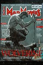 Ciné Fantastique MAD MOVIES n°259 2013 01 - WOLVERINE - Le Hobbit - Universal Soldier - Warm Bodies - Polanski - 116 pages