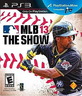 MLB 13 The Show - Playstation 3 (Renewed)