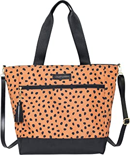 Daytripper - Waterproof Travel Tote with Trolley Sleeve (Meow)