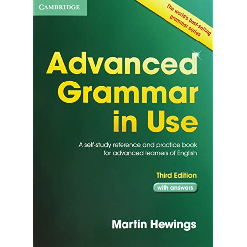 Cambridge Advanced Grammar In Use Pdf