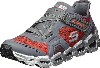 Skechers Kids' Mega-Flex Lite 2.0-Blast Fas Sneaker