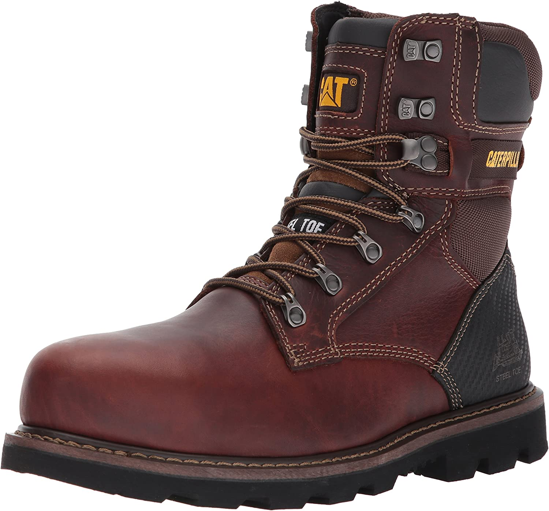 Caterpillar Men's Indiana New color 2.0 Steel Boot Max 40% OFF Toe