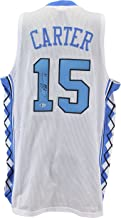 vince carter north carolina jersey