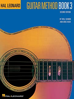 Hal Leonard Guitar Method Book 3: Second Edition