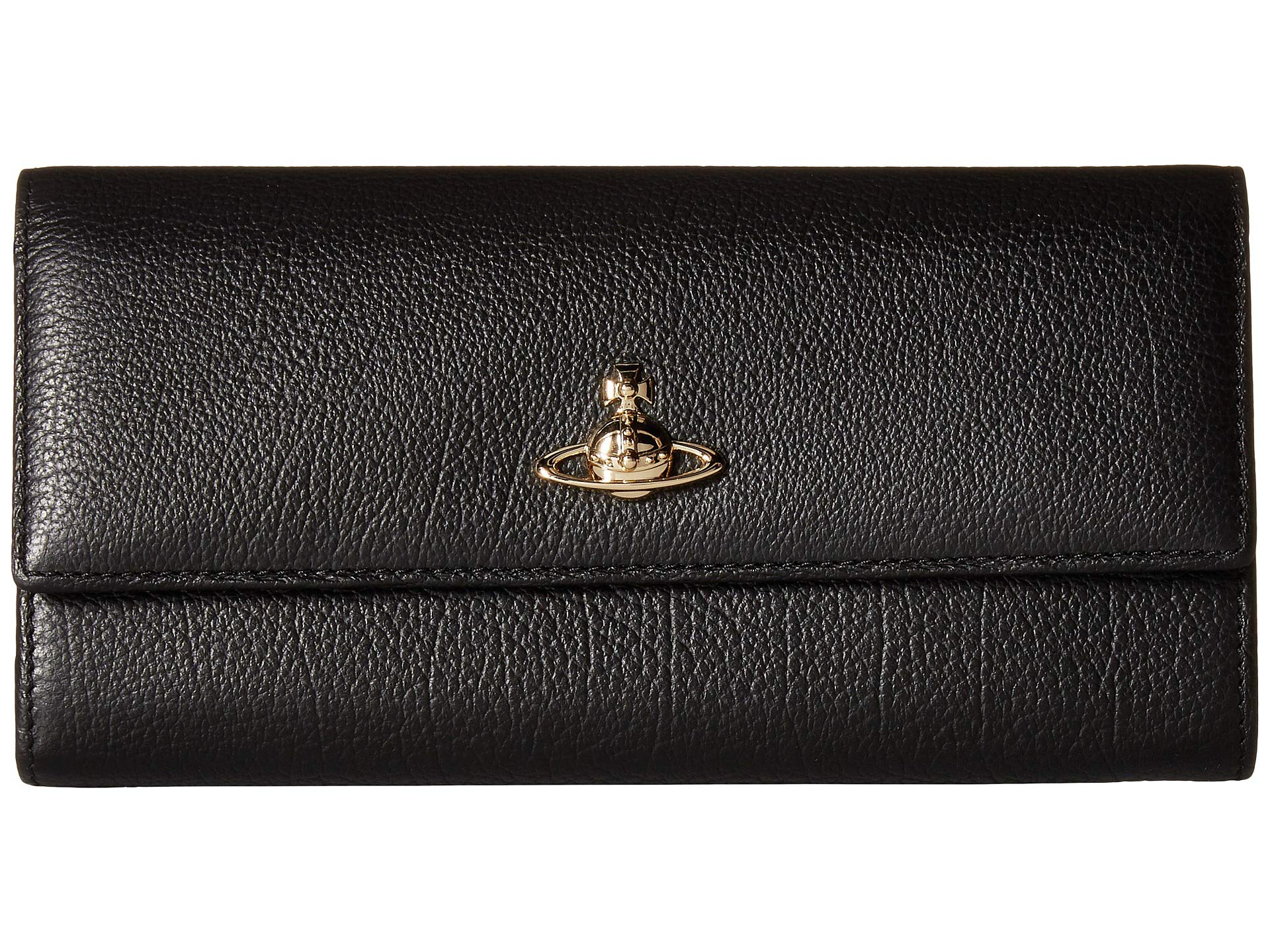 2c22590e573 Vivienne Westwood Balmoral Long Wallet at Luxury.Zappos.com