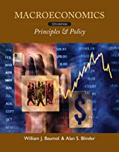 Baumol/Blinder's Macroeconomics: Principles and Policy, 12th Edition plus 6-months instant access to Aplia.