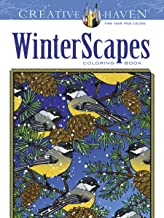 Best creative haven winterscapes coloring book Reviews