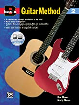 Basix Guitar Method, Bk 2: Book & Online Audio