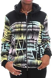 Womens Copycat Fleece Hoody Zip Sweatshirt/Sweater
