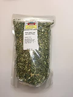 Dried Dehydrated Celery Flakes, Grown in the USA (8 ounces)