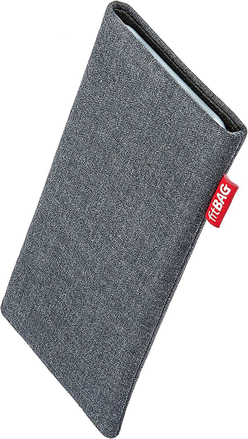 fitBAG Jive Max 43% OFF Gray Custom Tailored Sleeve Apple Miami Mall iPhone 11 for Ma