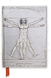 Da Vinci: Vitruvian Man (Foiled Journal) (Flame Tree Notebooks)