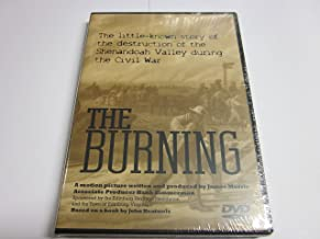 The Burning (DVD) (The Little-Known Story of the Destruction of the Shenandoah Valley During the Civil War)