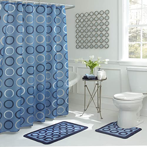 Shower Curtain And Rug Set Amazon Com