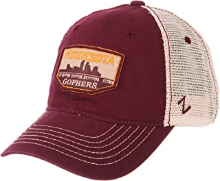 Zephyr NCAA Mens Trademark Relaxed Cap