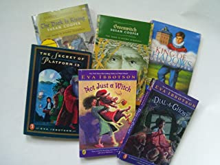 Fantasy Pack (Grade 4-7): Not Just a Witch; Dial a Witch; King of Shadows; Greenwitch; the Dark Rising the Secret of Platform 13
