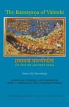 The Rāmāyaṇa of Vālmīki: An Epic of Ancient India, Volume VII: Uttarakāṇḍa (Princeton Library of Asian Translations)