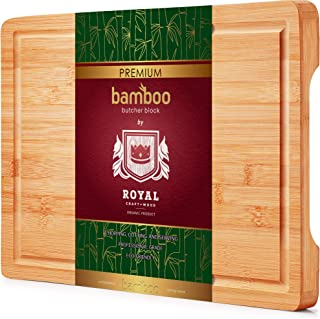 house shaped bamboo cutting board