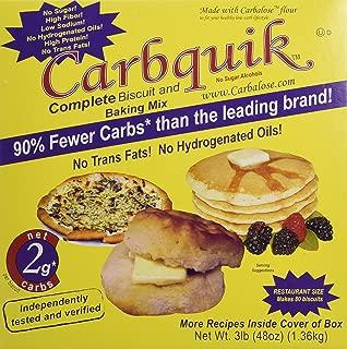 Carbquik Baking Biscuit Mix (48oz) (2 Pack(48 oz))