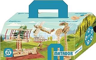 Matador 11110 Construction, Building Sets & Blocks 6 - 9 Years,Multi color
