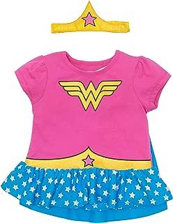 supergirl toddler dress