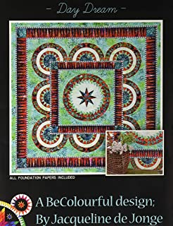 Becolourful By Jacqueline De Jonge BC1501 Day Dream Pattern