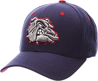 Zephyr Gonzaga Bulldogs DHS Fitted Hat