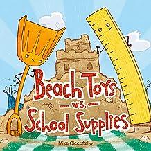 Beach Toys vs. School Supplies