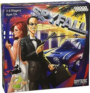 Cryptozoic Entertainment Spyfall Board Games