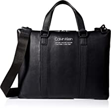 Calvin Klein Men's Slim Attache