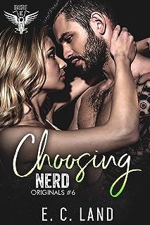 Choosing Nerd (Devil's Riot MC: Originals Book 6)