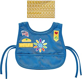 Build A Bear Workshop Girl Scout Daisy Uniform Tunic
