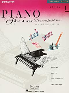 Level 1 – Theory Book: Piano Adventures
