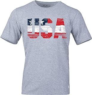 Men's Cotton Performance Short Sleeve T-Shirt